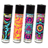 CLIPPER PSYCHEDELIC 1 REUSABLE - 48 IN DISPLAY-Lighter-fourseasons-trade