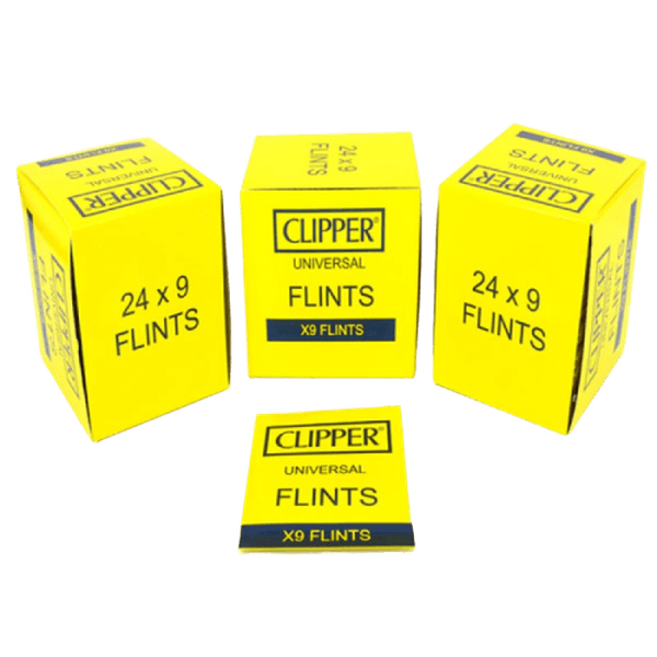 CLIPPER UNIVERSAL FLINTS 24 X 9-Lighter-fourseasons-trade