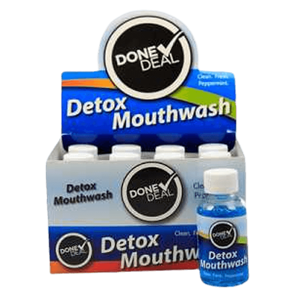 Done Deal Detox Mouthwash - 2oz-Detox-fourseasons-trade