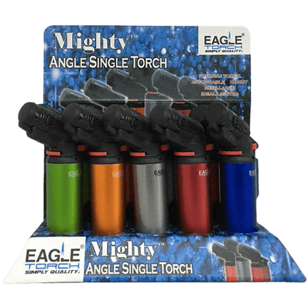 EAGLE TORCH MIGHTY ANGLE SINGLE TORCH - PRICE OF ONE PIECE-Torches-fourseasons-trade