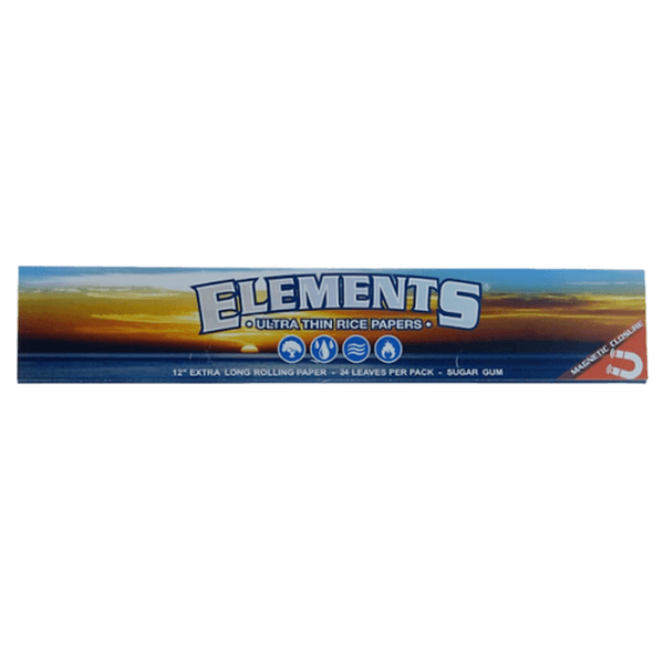 ELEMENTS ULTRA THIN RICE PAPERS 12