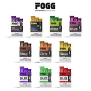 FOGG DISPOSABLE POD SYSTEM - PACK OF 3-Vape Disposable Pod-fourseasons-trade