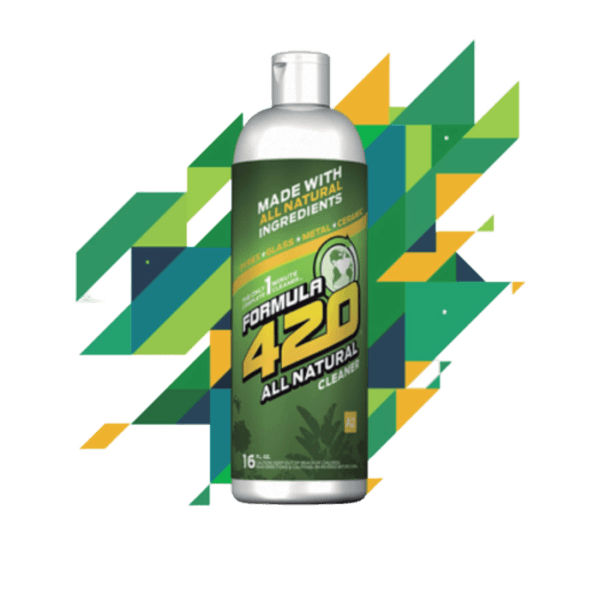 FORMULA 420 ALL NATURAL CLEANER - 16oz-Glass Cleaner-fourseasons-trade