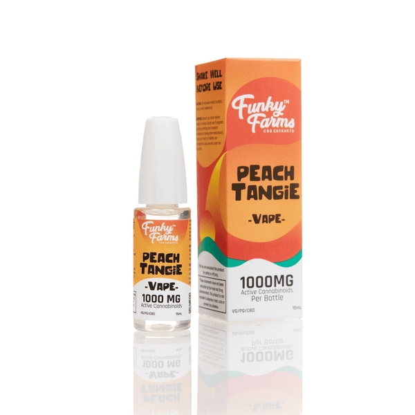 Funky Farm CBD 1000mg Vape juice - 15ml-CBD Vape-fourseasons-trade