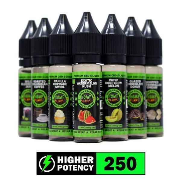 Hemp Bombs CBD Vape E-Liquid E-Juice Flavors-CBD Vape-fourseasons-trade