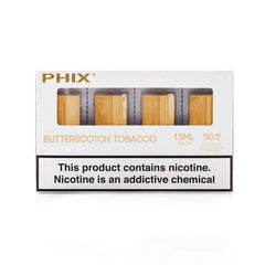 INFZN 5% NICOTINE 1.5ML PODS FOR PHIX PODS - PACK OF 4-Pods-fourseasons-trade