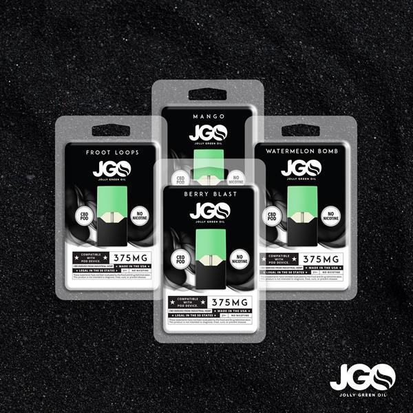 Jolly Green Oil Pods-Pods-fourseasons-trade