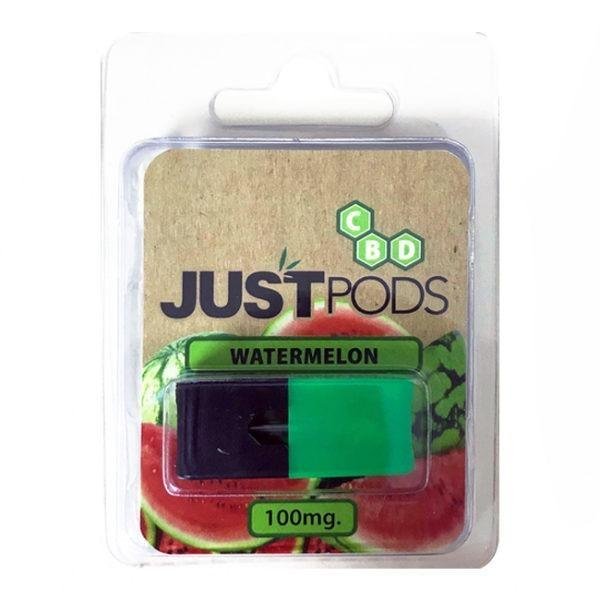 JUST CBD Pods 100 MG-Hemp CBD-fourseasons-trade