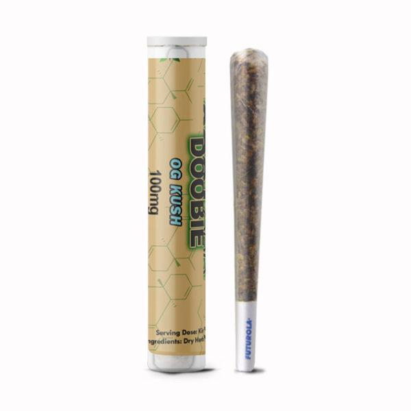 JUST CBD Pre Rolled Doobie-Hemp CBD-fourseasons-trade