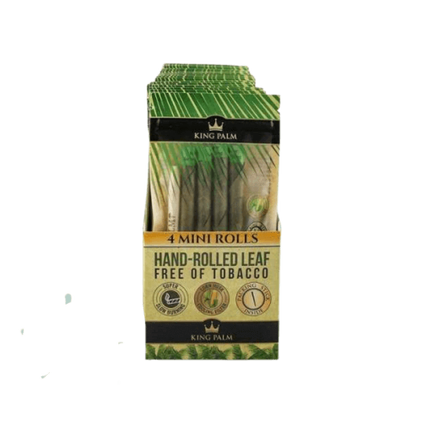 KING PALM ROLLS DISPLAY BOX-Tobacco Paper-fourseasons-trade