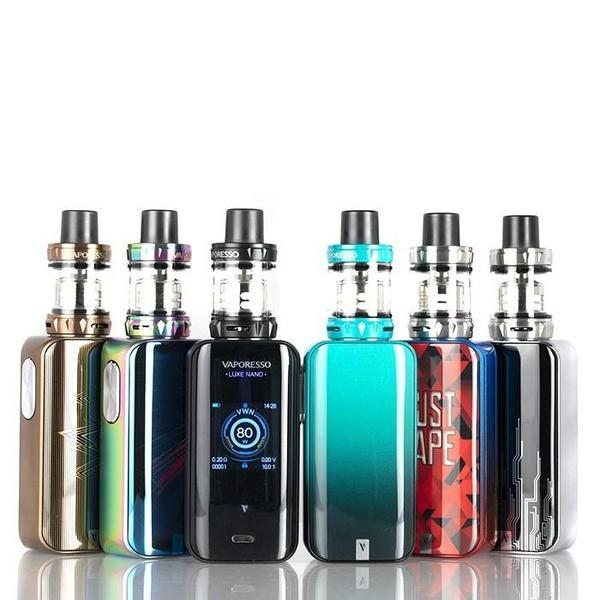 LUXE NANO WITH SKRR-S Mini Tank-Starter Kits-fourseasons-trade