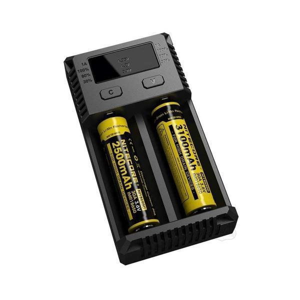 Nitecore Intellicharger New i2 New Features-Vape Chargers-fourseasons-trade