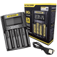 NITECORE UMS4 CHARGER USB 3A Universal 4-Port Speedy Smart Battery Charger