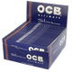 OCB ULTIMATE SLIM ROLLING PAPERS - 50 in BOX