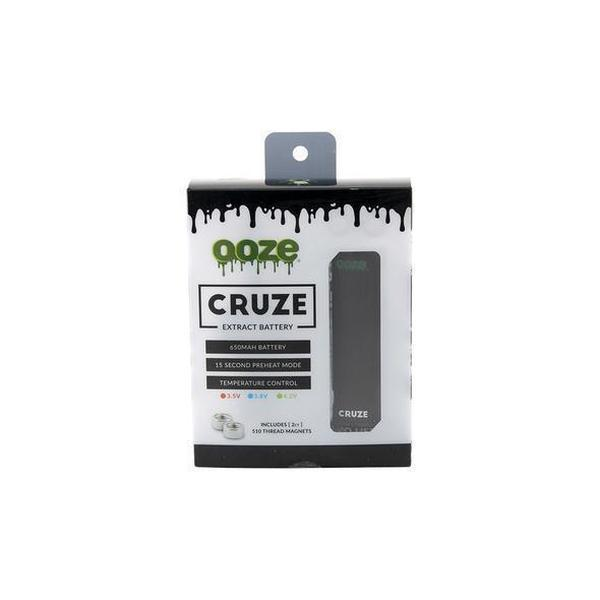 OOZE CRUZE VARIABLE VOLTAGE EXTRACT BATTERY VAPORIZER MOD-510 Batteries-fourseasons-trade