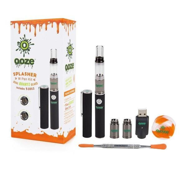 OOZE Splasher W/ Pen Kit-Vaporizer-fourseasons-trade