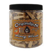 OrganitipS Original Wood Rolling Tip - 250pc Jar-SMOKE ACCESSORIES-fourseasons-trade