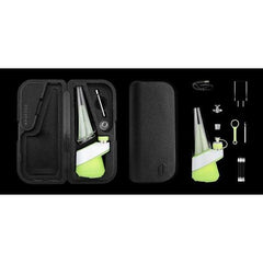 PUFFCO PEAK SMART RIG NEON GREEN LIGHTNING-Vaporizer-fourseasons-trade