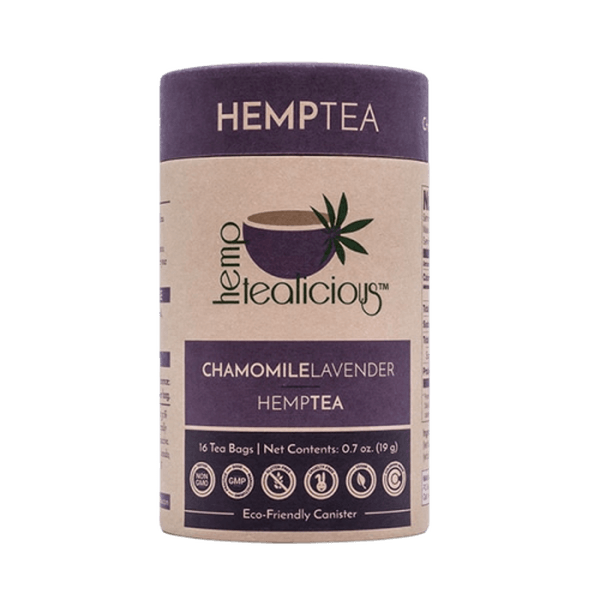 "Pure Hemp Botanicles ""Hemptealicious"