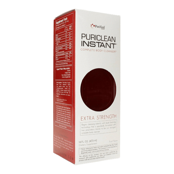 PURICLEAN INSTANT COMPLETE BODY CLEANSER 16oz-Detox-fourseasons-trade