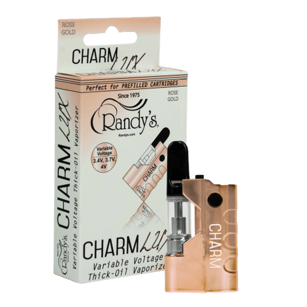 RANDY'S Charm Variable Voltage Thick-Oil Vaporizer-Vaporizer-fourseasons-trade