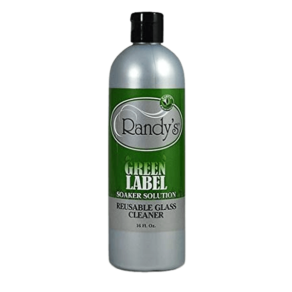 Randy's Green Label Soaker Solution: Reusable Glass Cleaner - 16oz-Glass Cleaner-fourseasons-trade