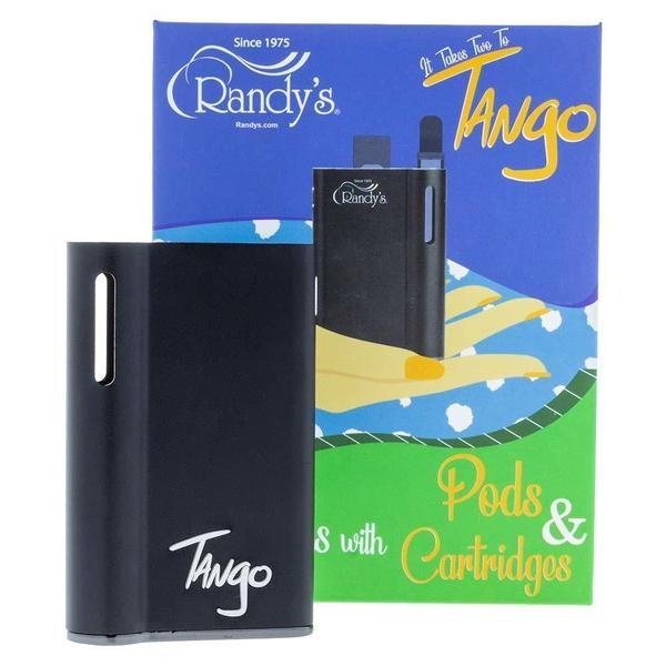 RANDY'S TANGO DUAL CARTRIDGE & POD VARIABLE VOLTAGE VAPORIZER-510 Batteries-fourseasons-trade