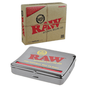 RAW 70mm And 110mm METAL - AUTO ROLLER BOX-Tobacco Paper-fourseasons-trade