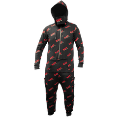 RAW BLACK ONESIE-SMOKE ACCESSORIES-fourseasons-trade