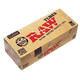 RAW Classic Natural Unrefined Rolling Paper - Pre Rolled Tubes (Regular) - 200 IN BOX