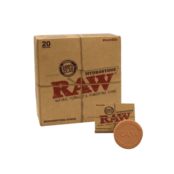 RAW Hydrostone Natural Terracotta Humidifying Stone - 20 Pack-Personal Care-fourseasons-trade