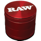 Raw Life Grinder Modular Rebuild-able Grinder Red 1ct - Red Color