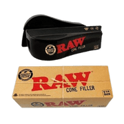 RAW NATURAL ROLLING PAPER CONE FILLER - 1 1/4 Size AND King Size-Tobacco Paper-fourseasons-trade