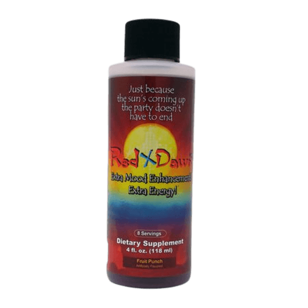 Red Dawn Liquid Bottle - Energy Drink Red X Dawn RedXDawn-SUPPLEMENT-fourseasons-trade