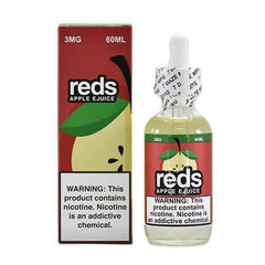 REDS APPLE JUICE BY 7 DAZE 60ML-E-Liquid-fourseasons-trade