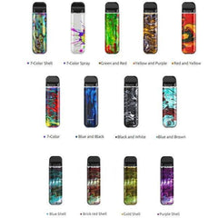 SMOK NOVO 2 POD SYSTEM STARTER KIT WITH 2 X 2ML REFILLABLE PODS-Pod Systems-fourseasons-trade