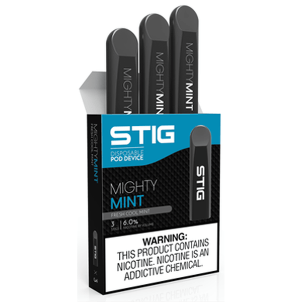 STIG Disposable Pod by VGOD-Vape Disposable Pod-fourseasons-trade