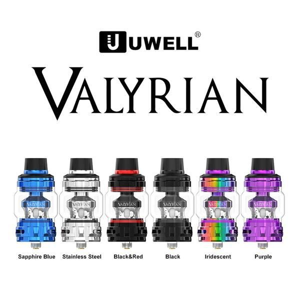 UWELL VALYRIAN 2 SUB OHM TANK - 6ML-Vape Tanks-fourseasons-trade