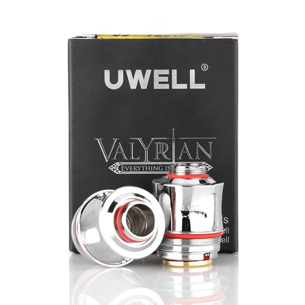 UWELL VALYRIAN REPLACEMENT COILS - PACK OF 2-Vape Coils-fourseasons-trade