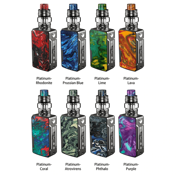 VOOPOO DRAG MINI PLATINUM STARTER KIT WITH 5ML UFORCE T2 SUB-OHM TANK-Starter Kits-fourseasons-trade