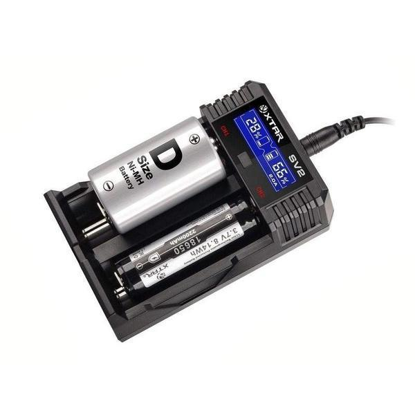 XTAR SV2 Rocket Charger-Vape Chargers-fourseasons-trade