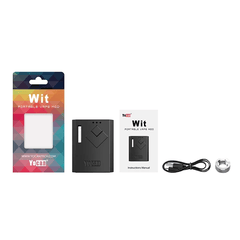 Yocan Wit Box Mod Kit - Assorted Color-Box Mods-fourseasons-trade