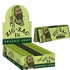 ZIG ZAG ULTRA THIN UNBLEACHED NATURAL GUM ARABIC ORGANIC HEMP - 24 IN BOX-Tobacco Paper-fourseasons-trade