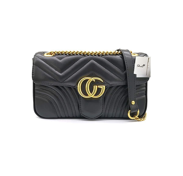 GG Leather Bag
