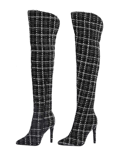 Alexis Thigh High Boot