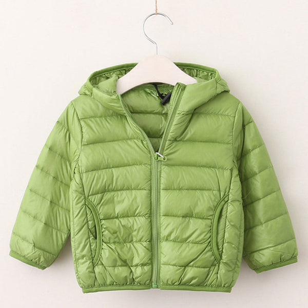 Parka Down Coat Kids Jacket