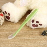 Non-Toxic Safe Soft Silicone Infant Baby Spoon Practical Antibacterial Children Kids Feeding Spoon