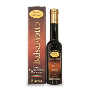 "Seasoning ""Balsamotto"" aged for 4 years from Modena/Italy - medEATerraneo"