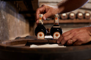 Paltrinieri Traditional Balsamic Vinegar PDO guaranteed aged for at least 25 years from Modena/Italy