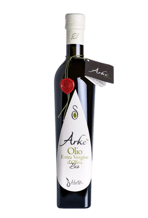 Organic Extra Virgin Olive Oil from Sicily/Italy (medium-strong) - medEATerraneo